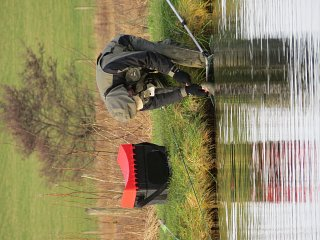 Weekly Fishing Report - Cold Blast for Autumn Pairs