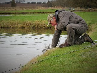 Weekly Fishing Report - Keep on the Move to Catch Fish