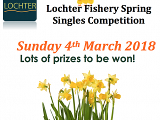 Weekly Fishing Report - Fortitude to the Fore at Lochter Fishery